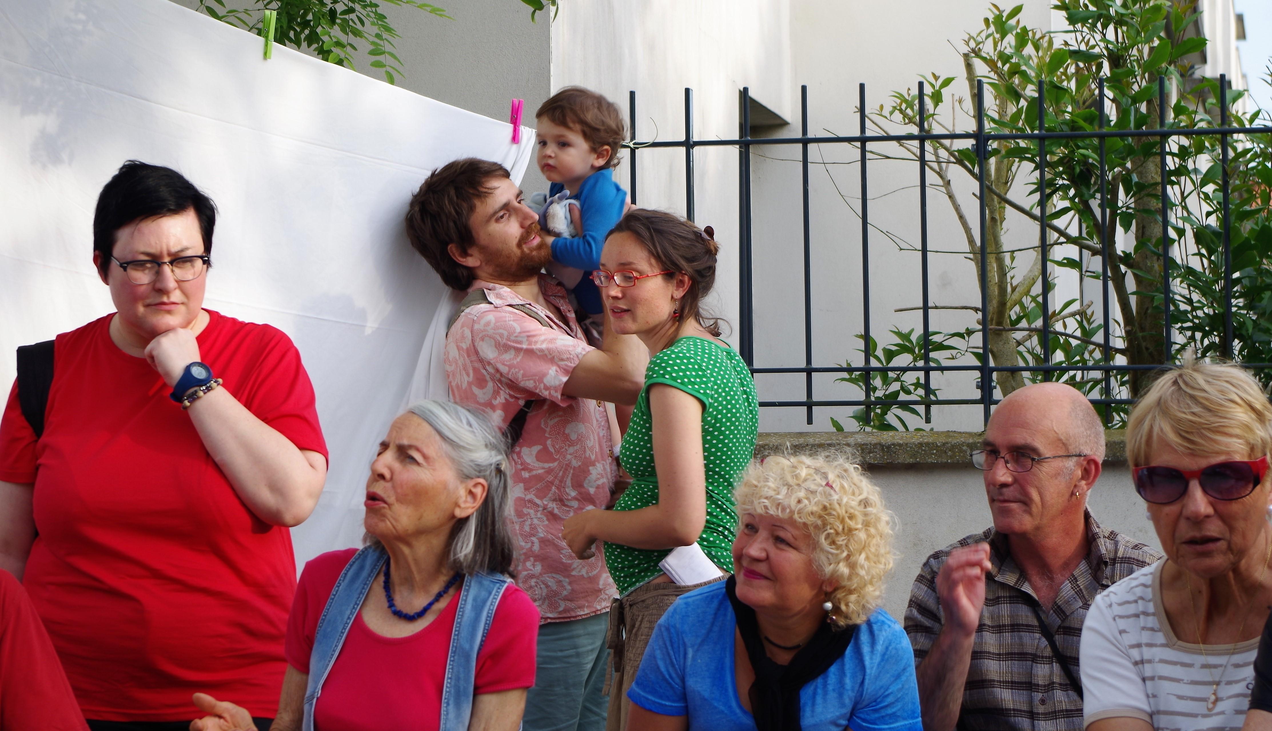 Fête des Voisins 25 mai 2018