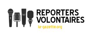 Images de micros, reporters volontaires