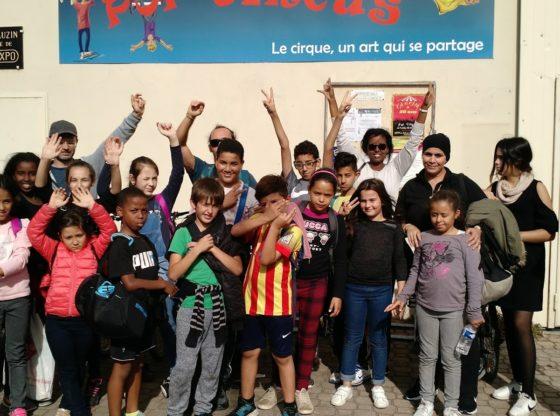 Les jeunes du quartier de la MéMo à Auch
