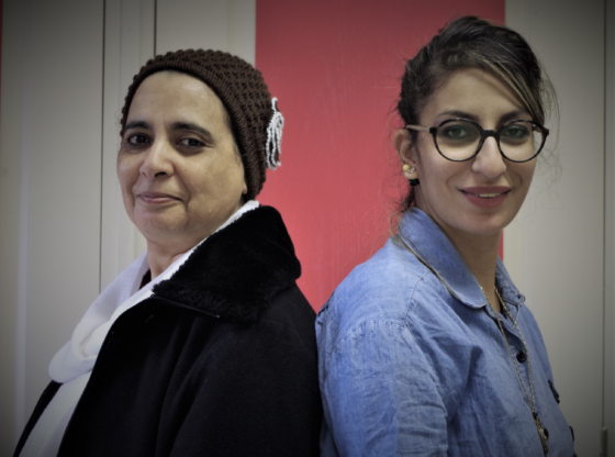 Fatima Haddouti et Doha Natyf - Fado Bioservices